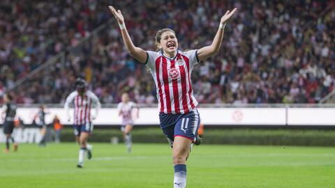 Gran final Liga MX femenil.