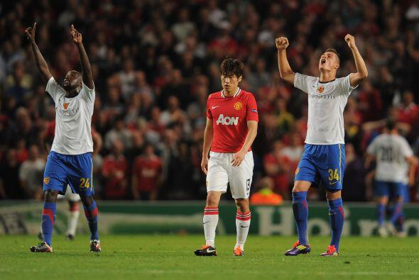 Manchester United quedó golpeado y se durmió.