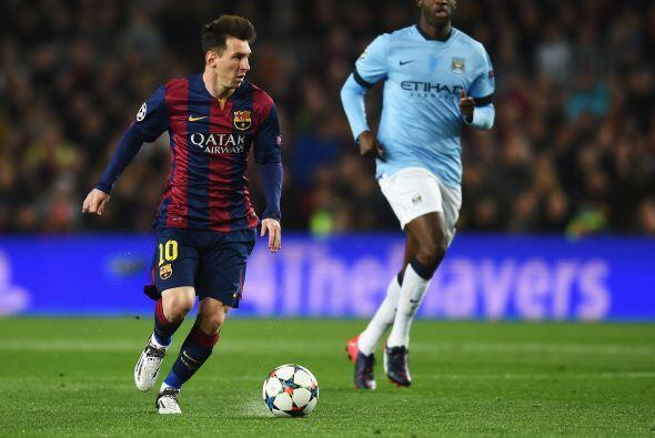El cuadro azulgrana tuvo un rival difícil en el Manchester City que inte...