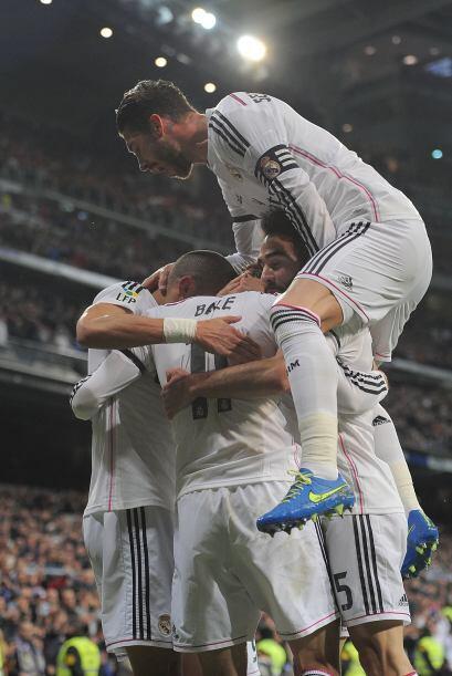 Los blancos han  recuperado a Sergio Ramos y Luka Modric, pero James Rod...