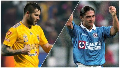 Máquinas de hacer goles: las mejores cinco anotaciones entre Tigres y Cruz Azul