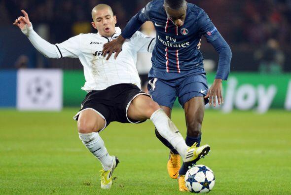 En el partido de ida los parisinos ganaron 2-1 en suelo español, por lo...