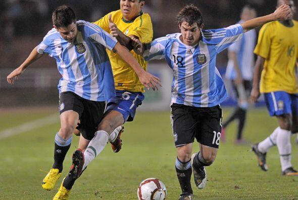 Argentinos y brasileños quedaron clasificados para el mundial en...