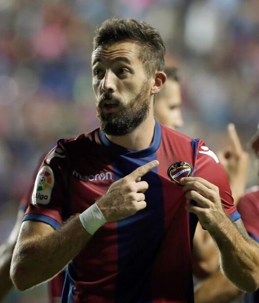 Real Sociedad y Carlos Vela fueron goleados por el Levante 6364163463882...