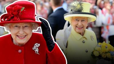 Revelan que la reina Isabel II tiene una mano postiza para saludar