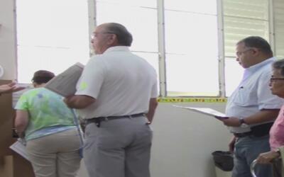 Los puertorriqueños irán a las urnas para votar en un plebiscito sobre l...