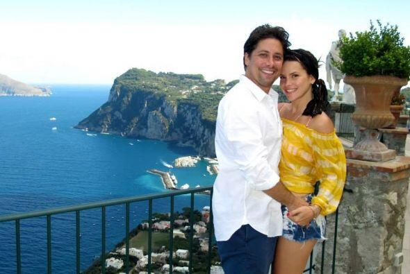 Se casa en República Dominicana con el empresario Luis Zaldívar.
