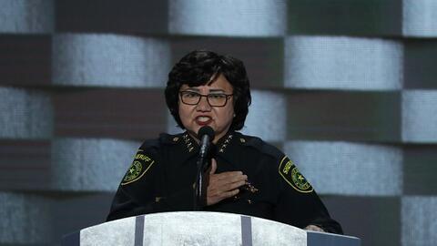 Lupe Valdez, sheriff del condado Dallas