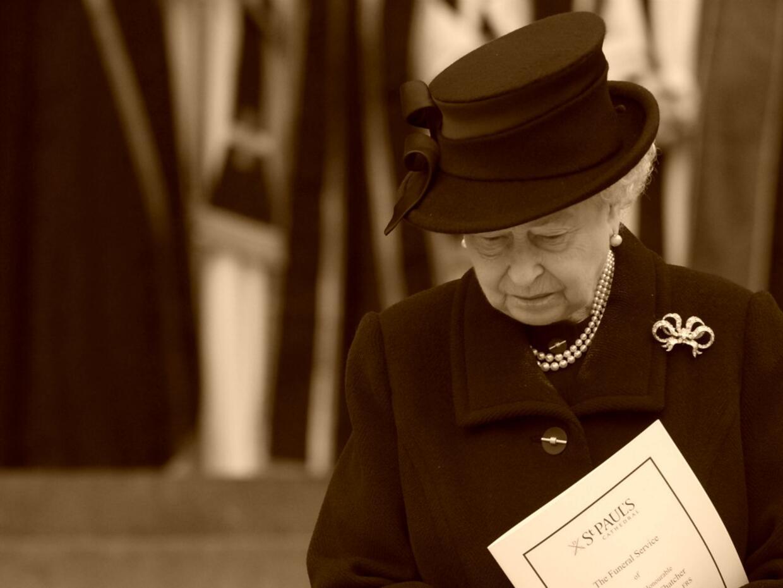 Reina Elizabeth II, reina Isabel