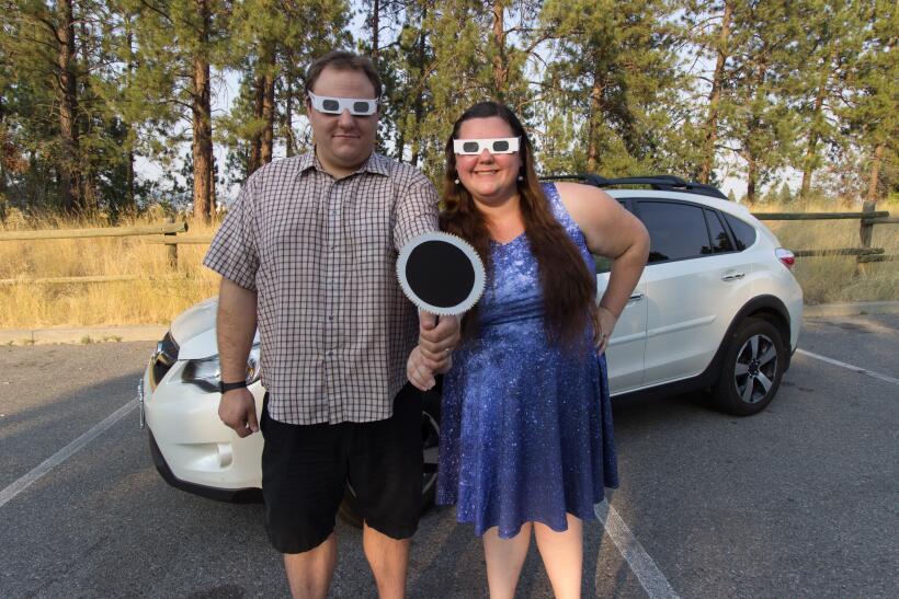 En fotos: Lo que se vio del eclipse solar en Arizona IMG_5034.jpg