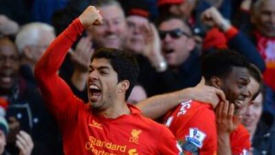 El uruguayo Suárez metió un cabezazo salvador en los minutos finales par...