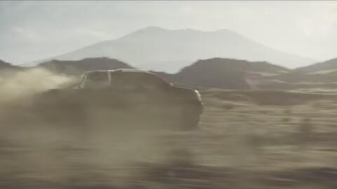 Abrebocas de la próxima Mercedes-Benz Clase-X.