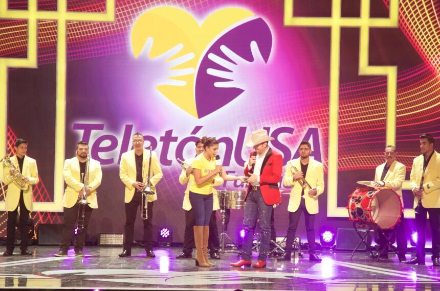 La música de estos artistas llena de vida Nuestra Causa: Teletón USA CAM...