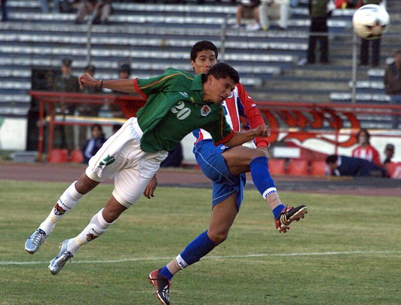 El 31 de mayo de 2004 el turno fue para Paraguay, una selección que esta...