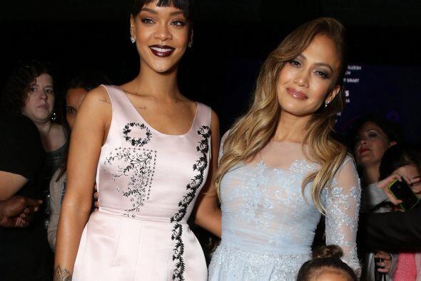 Las dos divas de la música ahora comparten crédito en el cine.