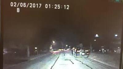 Departamento de Policía de Lisle capta el paso de un meteorito por el ci...