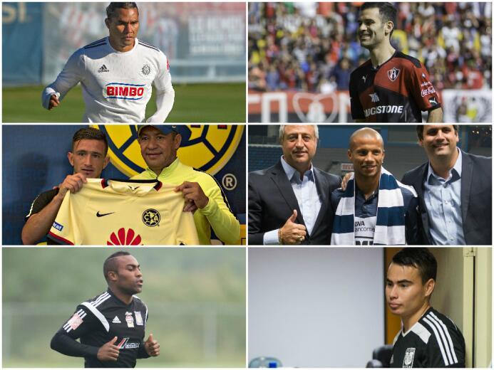 Estamos a unos días de que arranque un nuevo torneo del fútbol mexicano...