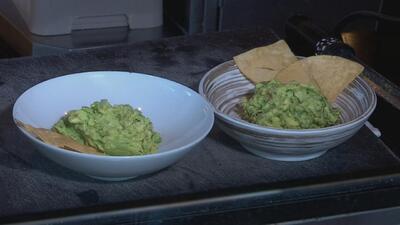 Salimos a comprobar cuál es el la receta del guacamole que gusta más