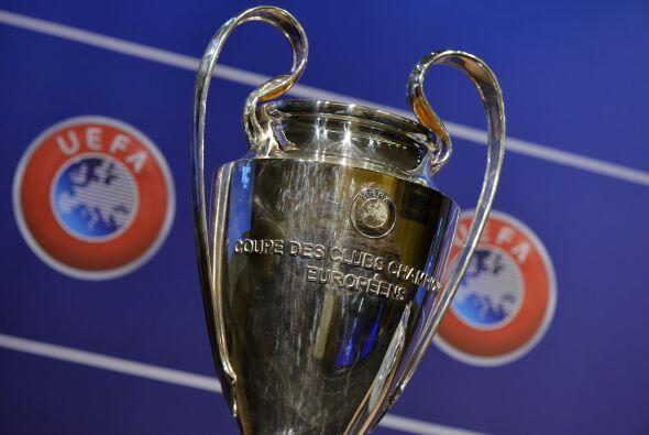 ¡No toques la orejona que te dará mala suerte!: Desde que la Copa Europa...