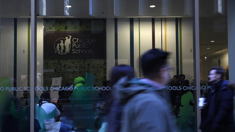 Escuelas Públicas de Chicago