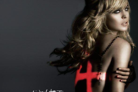 Lindsay Lohan es otra actriz de Hollywood que también intento conquistar...