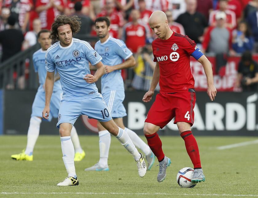 Mucha expectativa generó la visita de New York City FC a Toronto ya que...