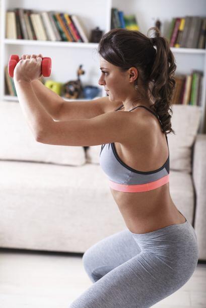Trabaja varios grupos musculares a la vez. Además de incorporar el entre...