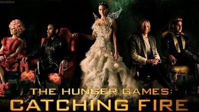 Te llevamos a la premiere de la pelicula Hunger Games Catching Fire para...