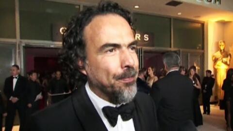 Las primeras palabras del ganador: ¿Cómo se siente González Iñárritu?