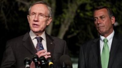 Obama se volverá a reunir este jueves con el presidente de la Cámara de...