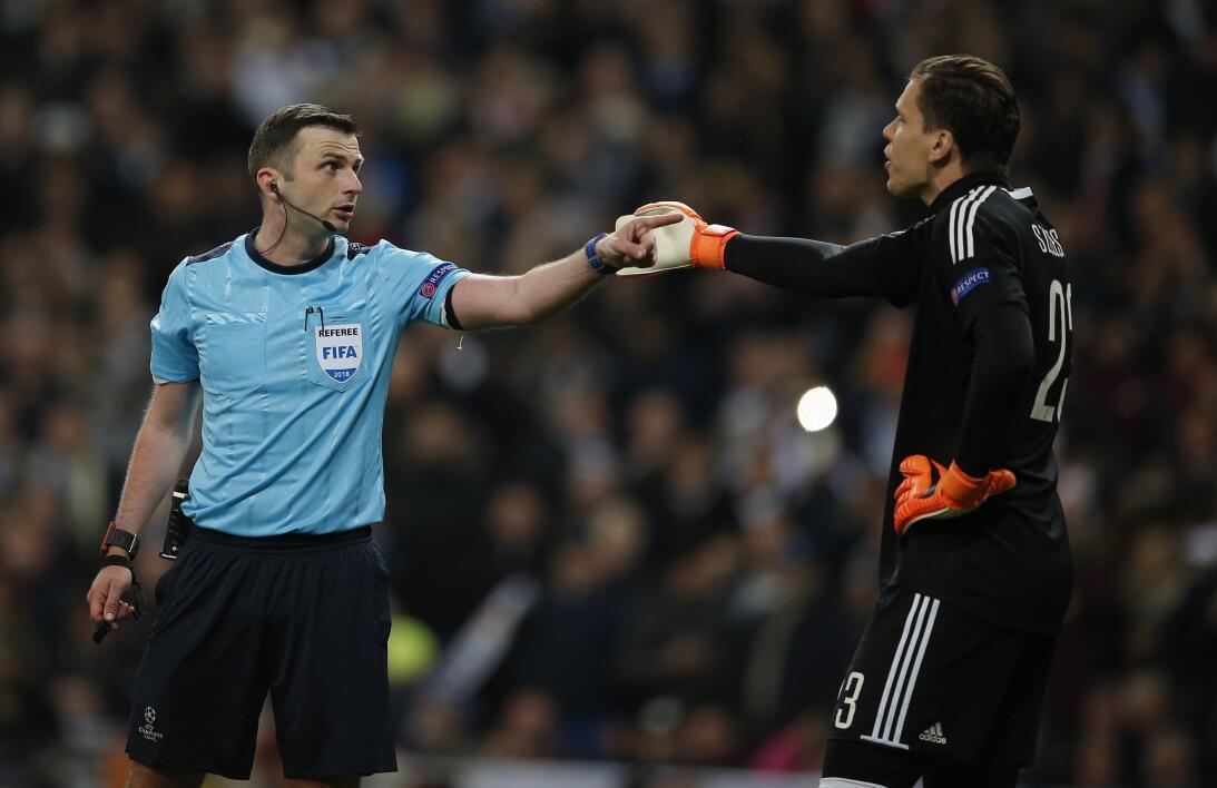 El incómodo amor de la mujer del árbitro de Real Madrid-Juventus por el...