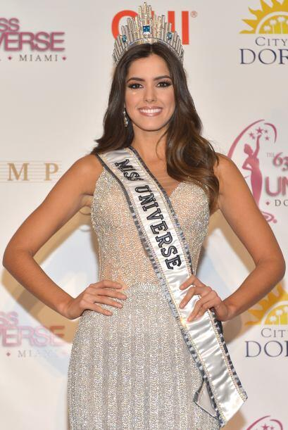 La colombiana ha puesto en alto la belleza de las mujeres latinas.