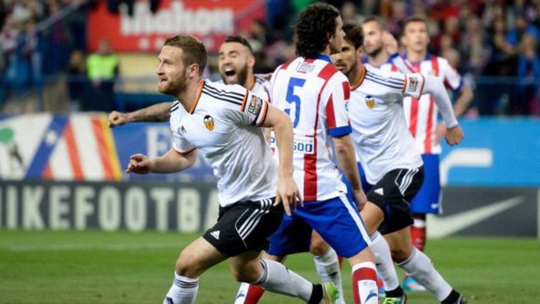Mustafi salvó el empate para los 'Naranjeros' en su visita al Calderón a...