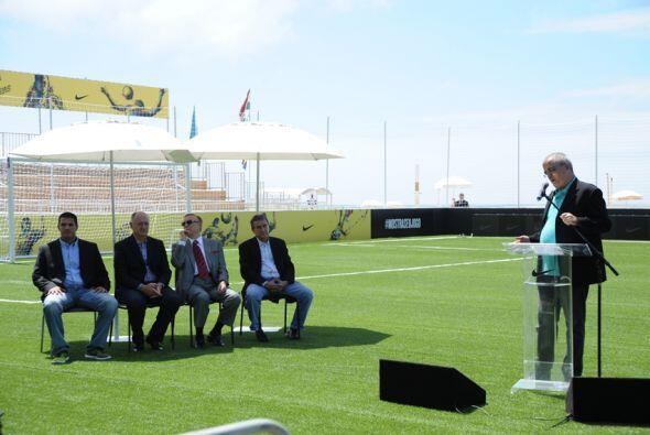 """Los técnicos campeones del mundo Luiz Felipe Scolari """"actual seleccionad..."""