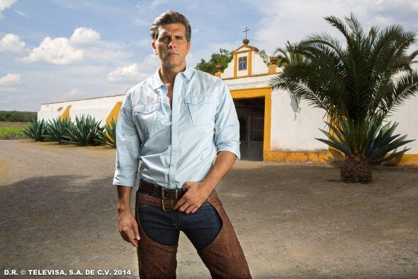 "Christian Meier realiza su primer protagónico en México con ""La Malqueri..."