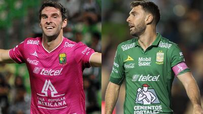 La evolución y transformación de Mauro Boselli desde su llegada a León hasta ahora