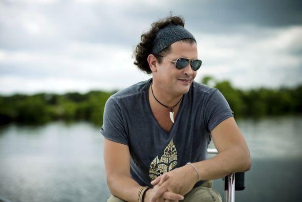 Vives podría ser nombrado el Artista Masculino del Año Tropical y el Art...