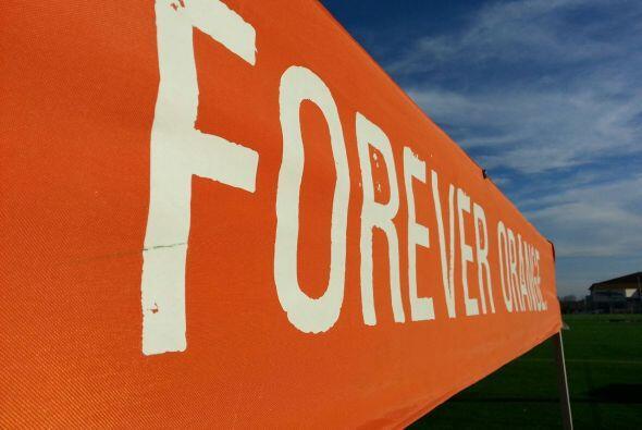 Houston será Forever Orange.