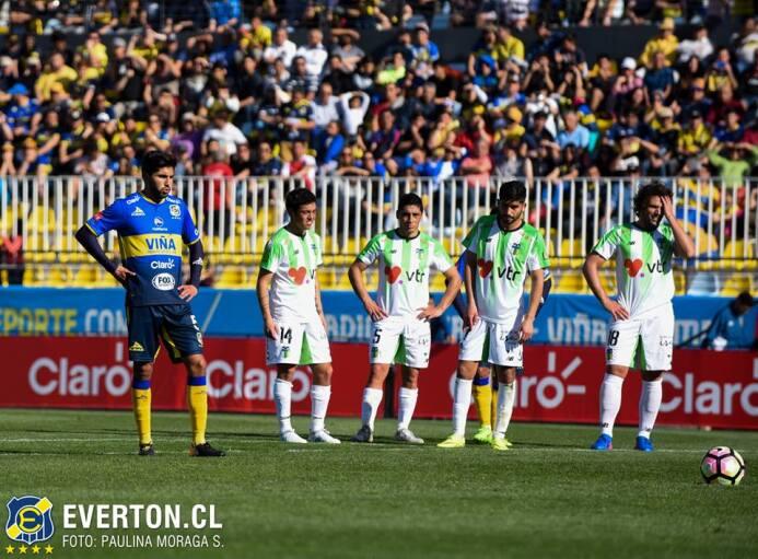 Primera / Everto [1]-1 O'Higgins: el mexicano Iván Ochoa puso el úni...