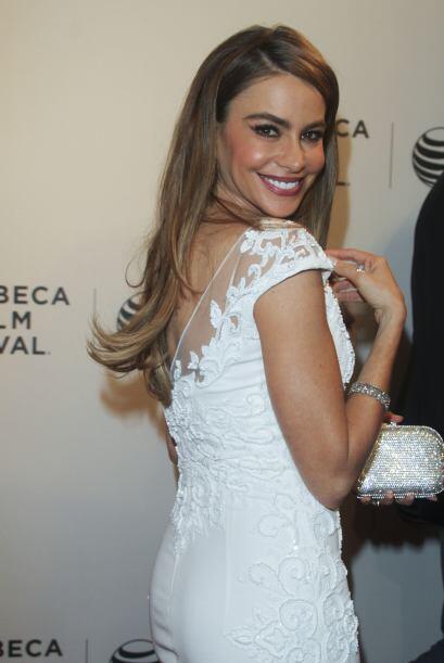 Sofía Vergara quedó fuera de la competencia, tras concursar cuatro años...