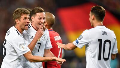 Alemania vive una época dorada con dos generaciones de jugadores...