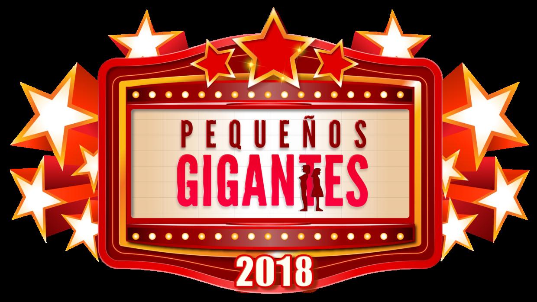 Logo Pequeños Gigantes 2018