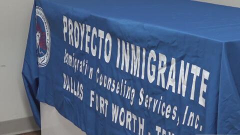 Realizan un foro comunitario migratorio en Dallas
