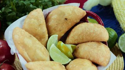 Empanadas estilo colombiano