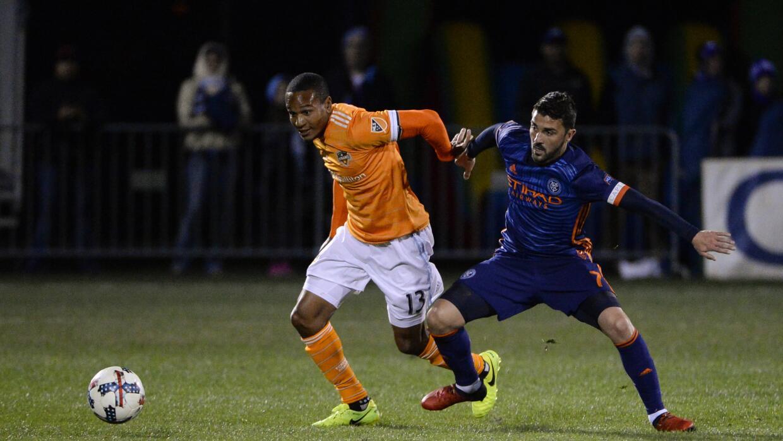 New York City FC vs Houston Dynamo