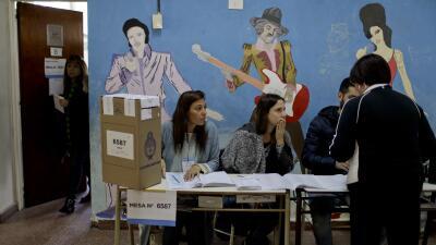 Elecciones legislativas Argentina