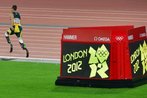 Los juegos de Londres fueron la vindicación deportiva para Pistorius, qu...