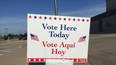 Lo que debes saber para votar hoy en la segunda vuelta de las primarias en Texas