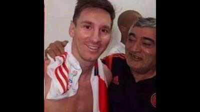 Lio Messi, River Plate