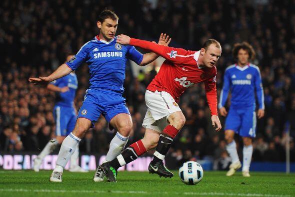Una vez más, Chelsea y Manchester United se vieron las caras en l...